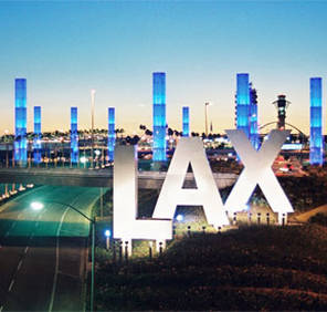 Los Angeles - Aéroport [LAX] location de voiture, USA